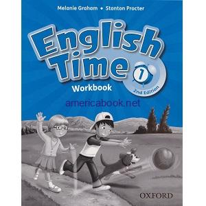 English Time 1 Workbook 2nd Edition