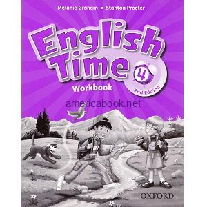 English Time 4 WorkBook 2nd Edition