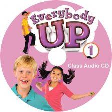 Everybody Up 1 Class Audio CD2