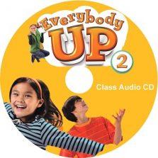 Everybody Up 2 Class Audio CD2