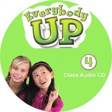 Everybody Up 4 Class Audio CD2