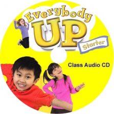 Everybody Up Starter Class Audio CD2