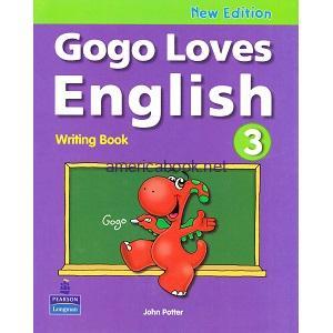 Gogo Loves English 3 Writing Book New Edition