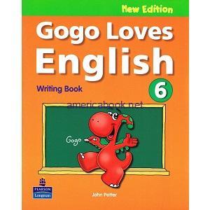 Gogo Loves English 6 Writing Book New Edition