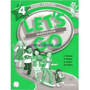 Let's Go 4 Workbook 3rd Edition