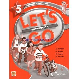 Let's Go 5 Workbook 3rd Edition