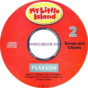 My Little Island 2 Workbook CD Audio
