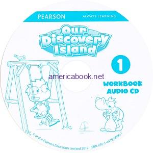 Our Discovery Island 1 Workbook Audio CD