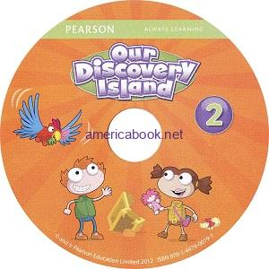 Our Discovery Island 2 Student Book Audio CD C