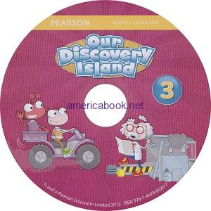 Our Discovery Island 3 Student Book Audio CD C