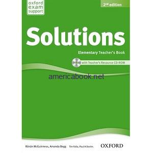 Solutions Elementary Student's Book 2nd - EnglishBook