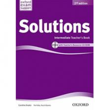 Solutions Intermediate Teacher's Book 2nd