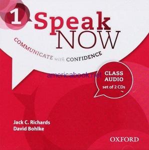 Speak Now 1 Class Audio CD