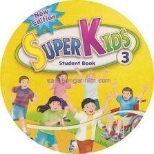 SuperKids 3 Activity Book CD Audio