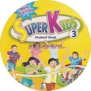 SuperKids 3 Activity Book CD Audio