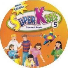 SuperKids 5 Activity Book CD Audio