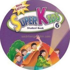 SuperKids 6 Activity Book CD Audio