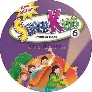 SuperKids 6 Activity Book CD Audio