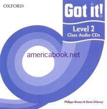 Got it! 2 Audio CD