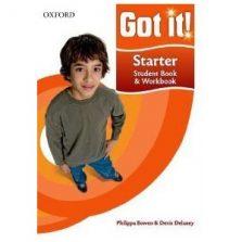 Got it! Starter Student Book - Workbook