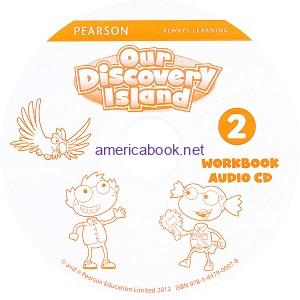 Our Discovery Island 2 Workbook Audio CD