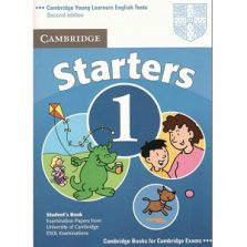 Cambridge YLE Tests Starters 1 Student Book