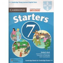 Cambridge YLE Tests Starters 7 Student Book