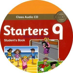 Cambridge YLE Tests Starters 9 CD Audio