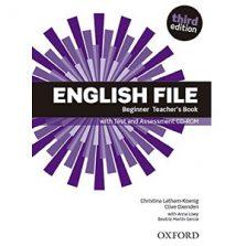 English File Beginner Teacher Book 3rd Edition