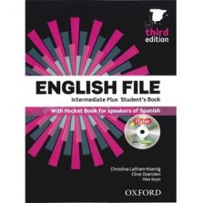 English File Intermediate Plus Student's Book 3rd Edition