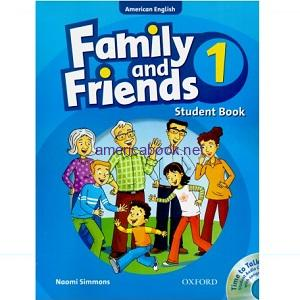 Family and Friends 1 Student Book American Edition