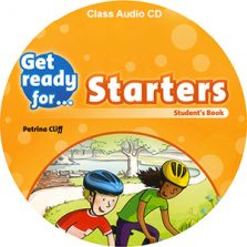 Get Ready for Starters Audio CD1