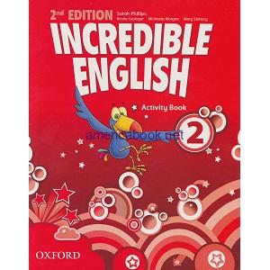 Incredible English 2 Activity Book 2nd Edition