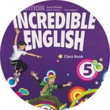Incredible English 5 2ndEd Audio Class CD4 CYL Movers practice - Tests