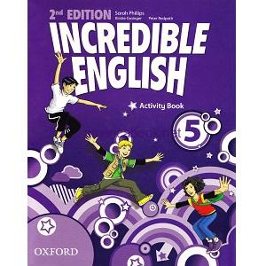 Incredible English 5 Activity Book 2nd Edition