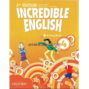 Incredible English 4 Activity Book 2nd Edition