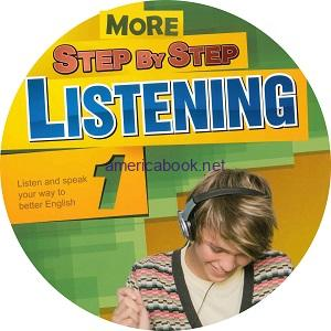 More Step by Step Listening 1 Audio CD1