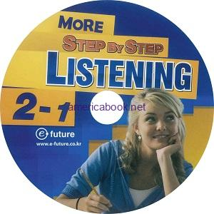 More Step by Step Listening 2 Audio CD1