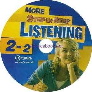 More Step by Step Listening 2 Audio CD2