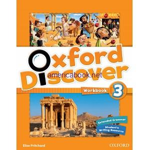 Oxford Discover 3 Workbook pdf ebook