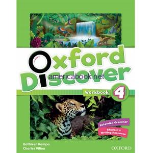 Oxford Discover 4 Workbook ebook pdf