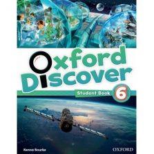 Oxford Discover 6 Student Book ebook pdf