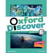 Oxford Discover 6 Workbook ebook pdf