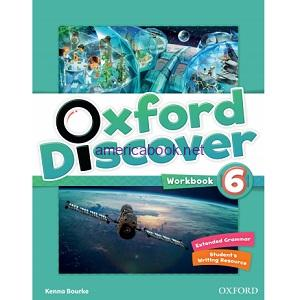 Oxford Discover 6 Workbook ebook pdf