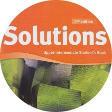 Solutions Upper-Intermediate Student Book 2nd Class Audio CD3