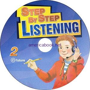 Step by Step Listening 2 Audio CD2