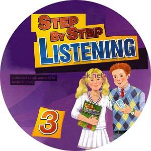 Step by Step Listening 3 Audio CD2