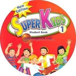 SuperKids 1 Activity Book CD Audio