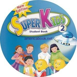 SuperKids 2 Activity Book CD Audio