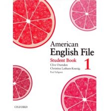 American English File 1 Student Book